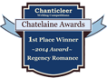 2014 CHATELAINE AWARD
